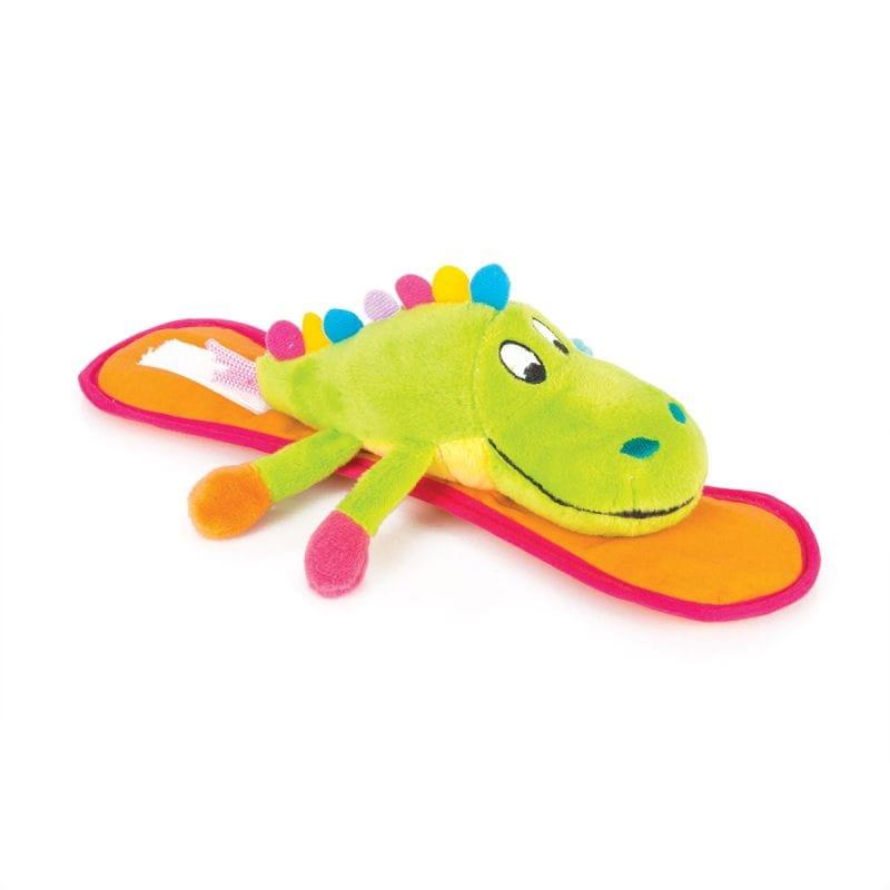Игрушка-крепитель Happy Snail 14HSK04CR Крокодил Кроко