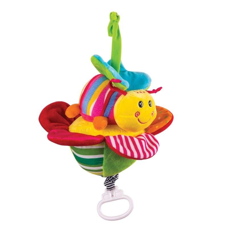 Музыкальная подвеска Happy Snail 14HS004MB Весна