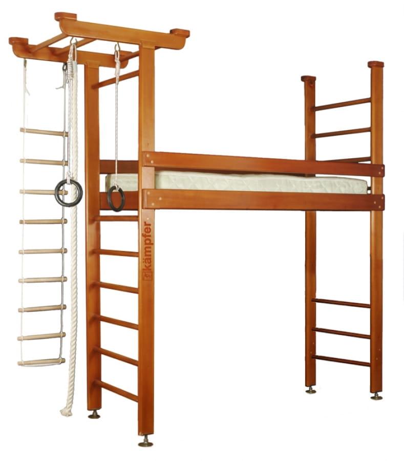 Кровать-чердак KAMPFER One dream Light - классический (3 м)