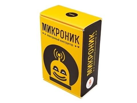 Электронный конструктор Амперка Микроник - Электронные конструкторы