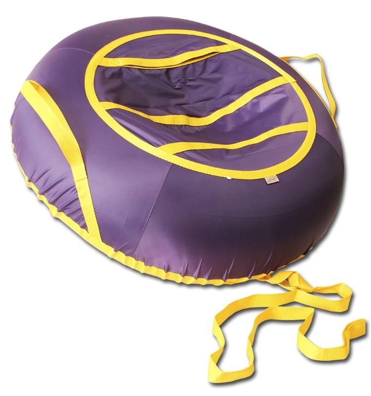 Тюбинг Belon СВ-004-О/Ф Фиолетовый - 85 см