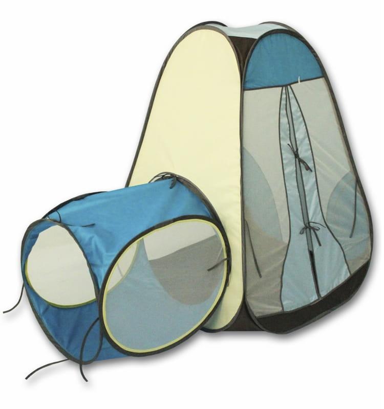 Палатка с тоннелем Belon ПИ-004/1-СТ4 Конус - 1 секция