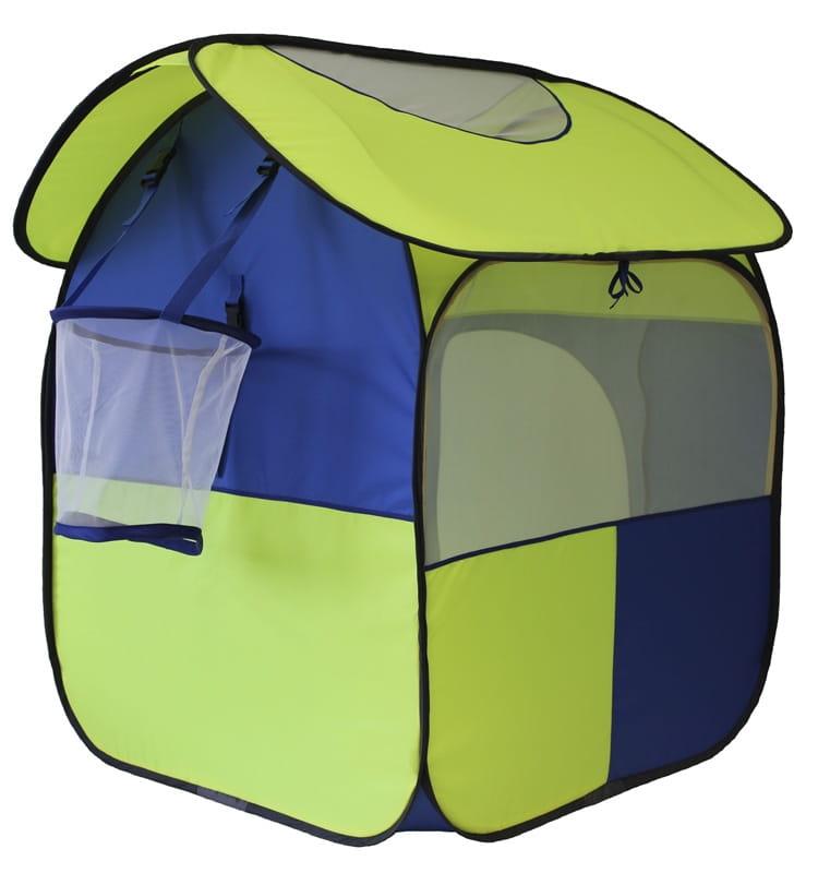 Палатка Belon ПИ-005/К Квадрат (с баскетбольной корзиной)