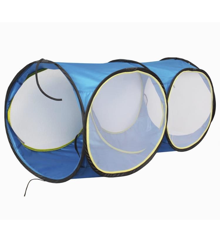 Тоннель BELON Синий - 2 секции