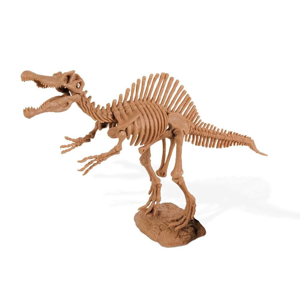 Игровой набор Geoworld CL1668K Dr.Steve для проведения раскопок (спинозавр)