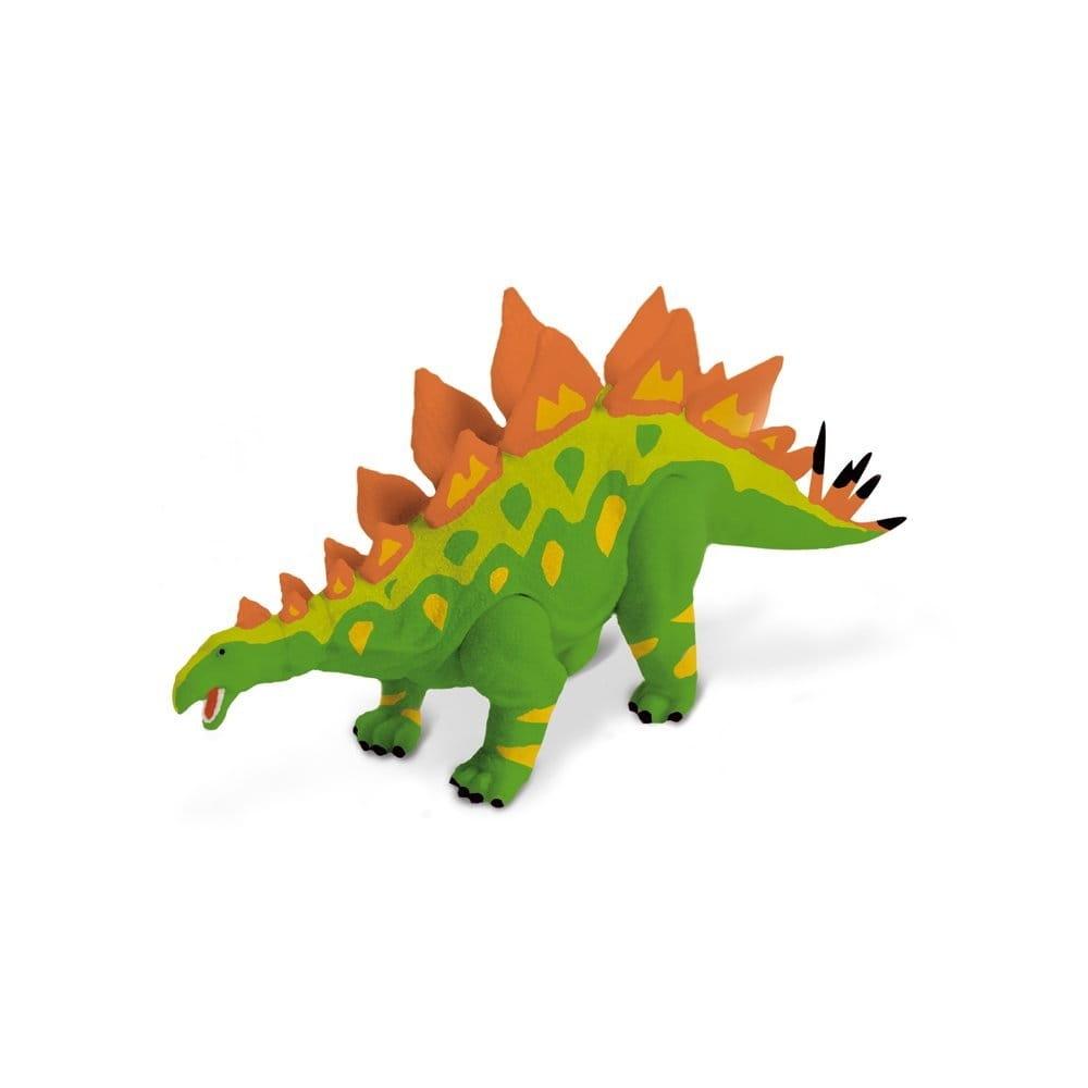 Игровой набор GEOWORLD Диноарт - Стегозавр