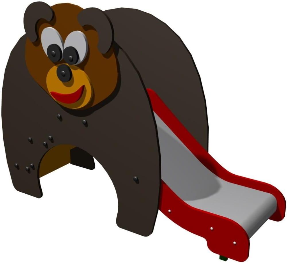 Горка ROMANA Медведь