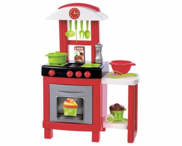 Купить Детская кухня Ecoiffier Chef Pro Cook в интернет магазине игрушек и детских товаров
