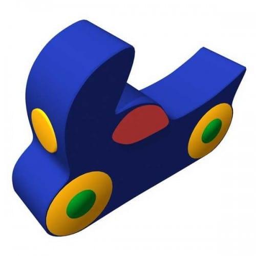 Мягкий игровой элемент Romana ДМФ-МК-01.94.02 Мотоцикл