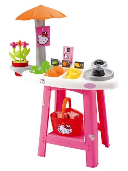 Купить Мини-магазин Hello Kitty (Ecoiffier) в интернет магазине игрушек и детских товаров
