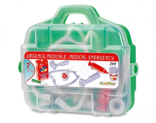 Набор доктора в чемоданчике Ecoiffier 249