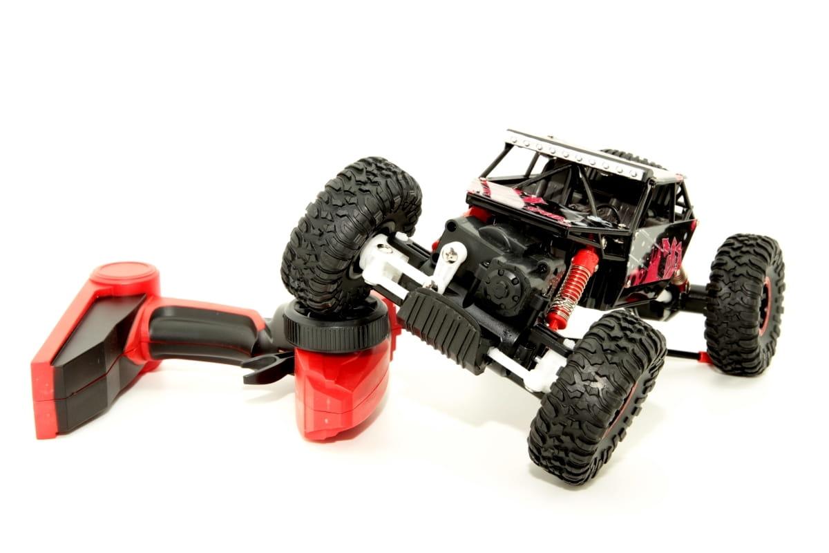 Радиоуправляемый внедорожник Balbi Клаулер 1:18  красный - Радиоуправляемые игрушки