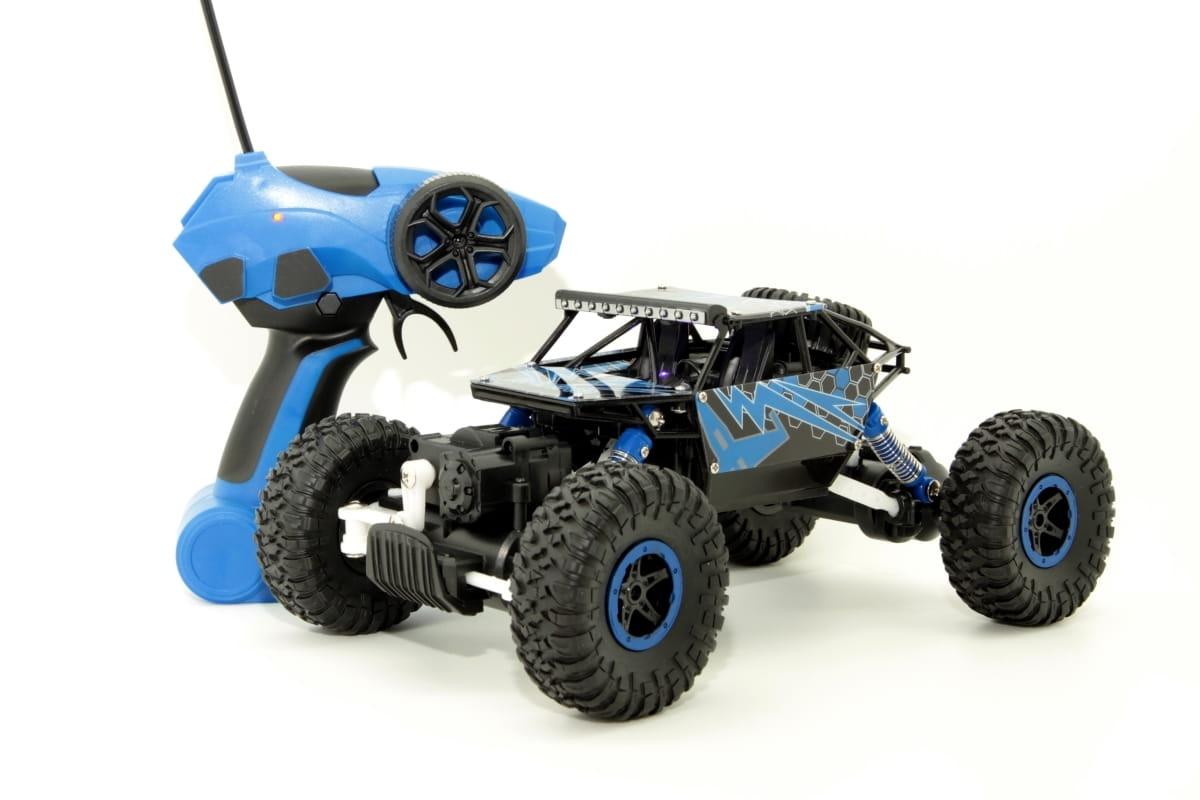 Радиоуправляемый внедорожник Balbi Клаулер 1:18  синий - Радиоуправляемые игрушки
