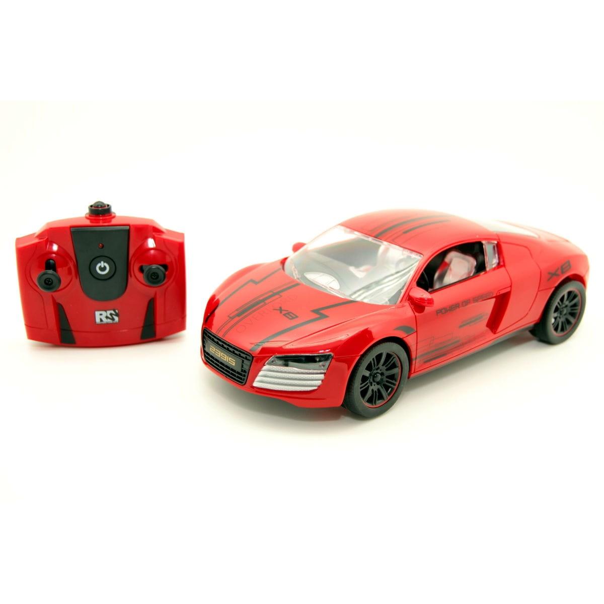 Радиоуправляемый спорткар Balbi 1:16  красный - Радиоуправляемые игрушки