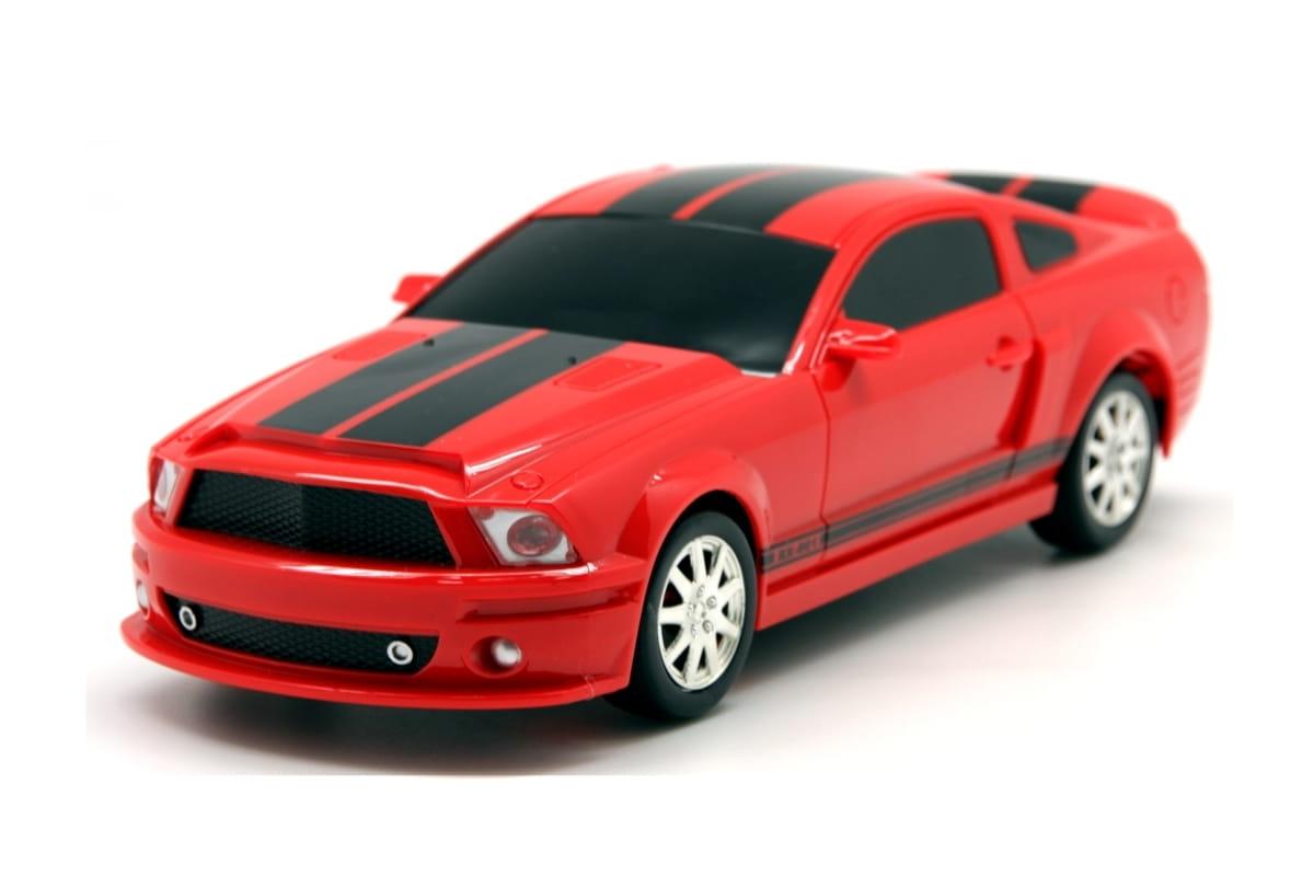 Радиоуправляемый спортивный автомобиль Balbi 1:20  красный - Радиоуправляемые игрушки