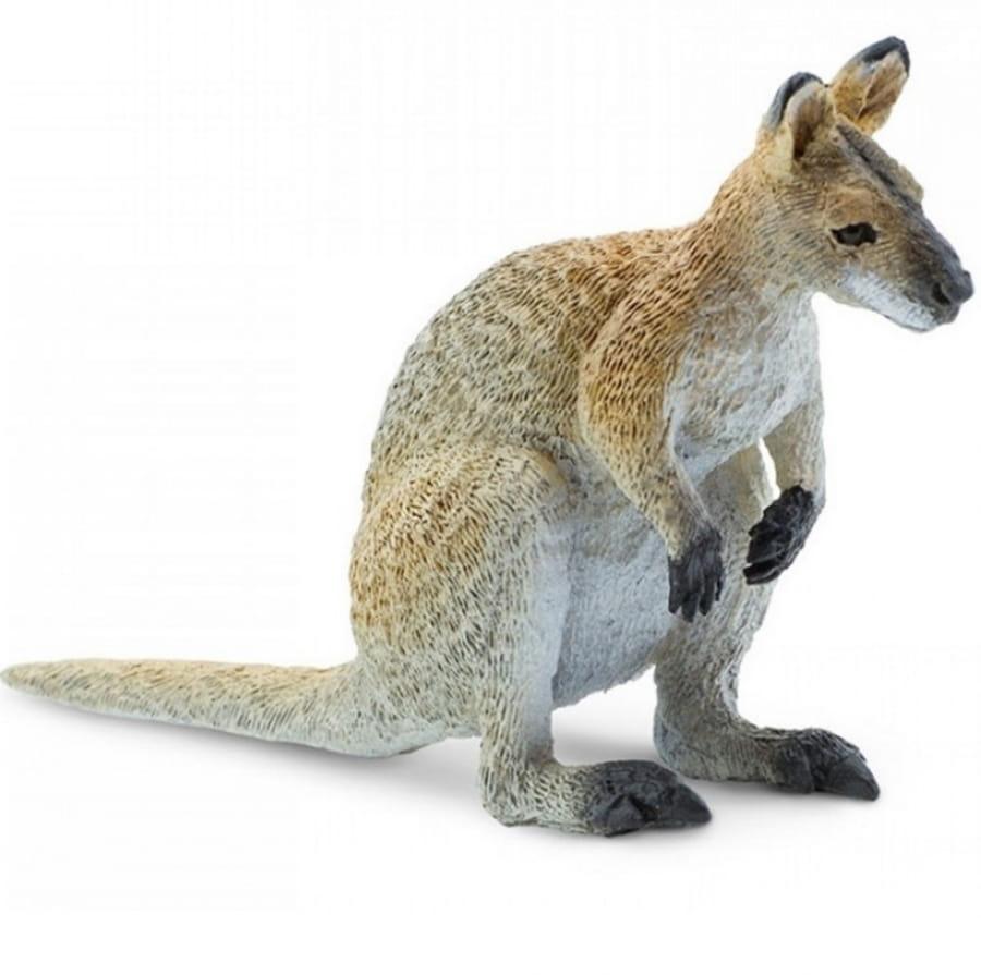 Фигурка Safari Кенгуру валлаби - Фигурки животных