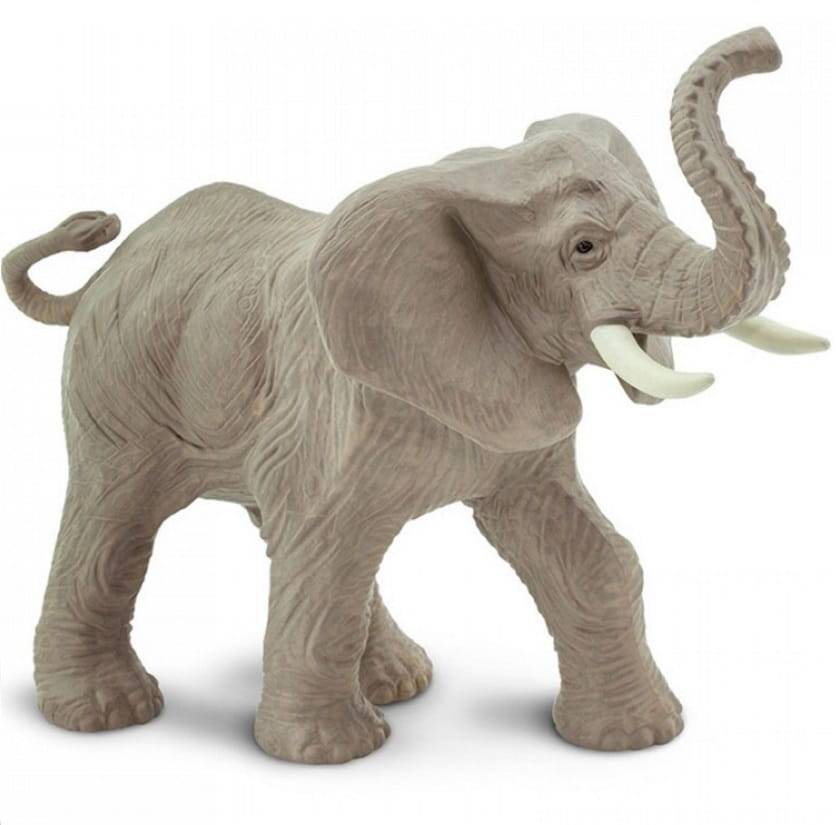 Фигурка Safari Африканский слон 2 - Фигурки животных