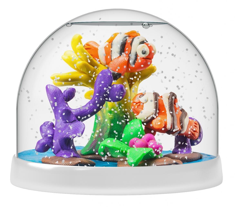 Набор для творчества MAGIC MOMENTS Волшебный шар - Рыбки