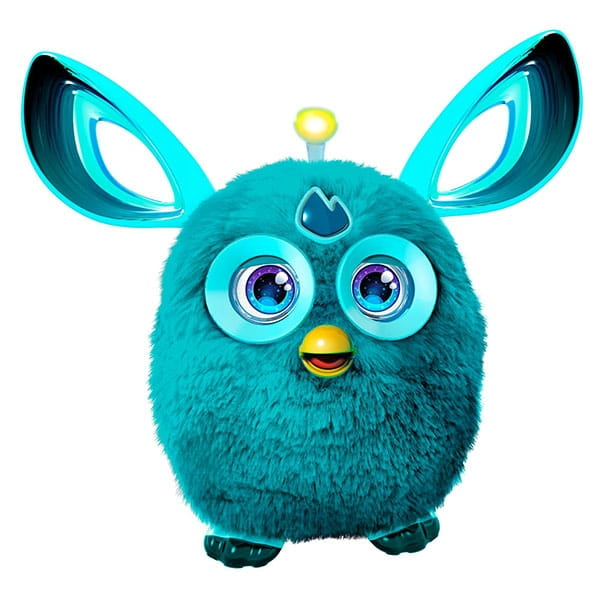 Интерактивная игрушка Furby Connect Ферби Коннект - бирюзовый (Hasbro)