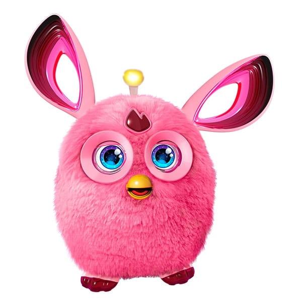Интерактивная игрушка Furby Connect Ферби Коннект - ярко-розовый (Hasbro)