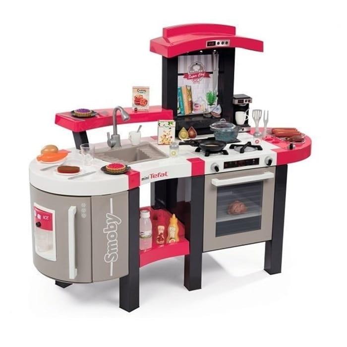 Детская кухня Tefal Super Chef Deluxe (Smoby) - Детские кухни