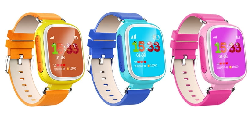 Детские умные часы SMART WATCH Q60S – голубые - Электроника для детей