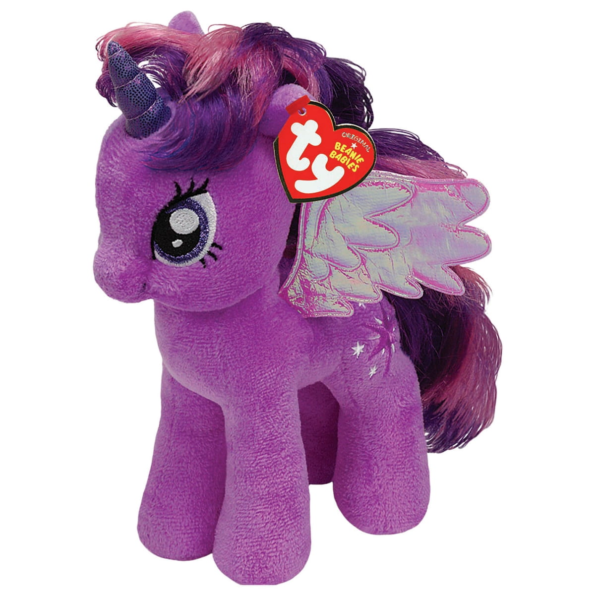 Игровой набор My Little Pony Twilight Sparkle Твайлайт Спаркл  20 см (TY) - My Little Pony