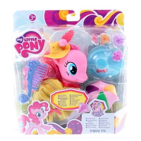 Игровой набор My Little Pony Пони-модницы - Кристалл (Hasbro)