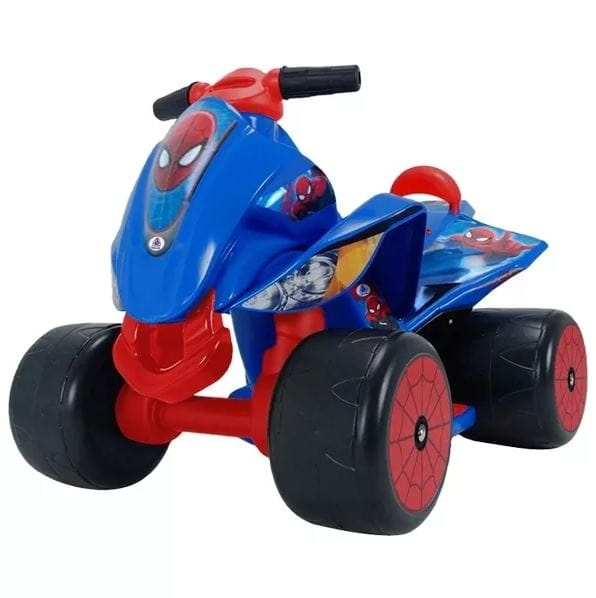 Квадроцикл INJUSA Quad Spider Sense Spiderman