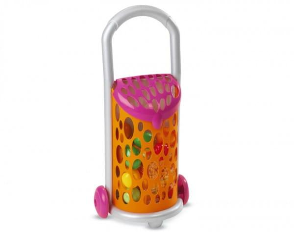 Купить Тележка с продуктами Ecoiffier 1 в интернет магазине игрушек и детских товаров