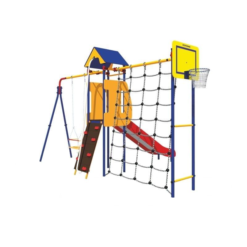 Уличный спортивный комплекс Romana Замок - Игровые комплексы