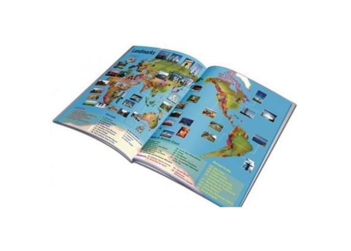 Интерактивная книжка Smart Globe Oregon Scientific Паспорт в мир