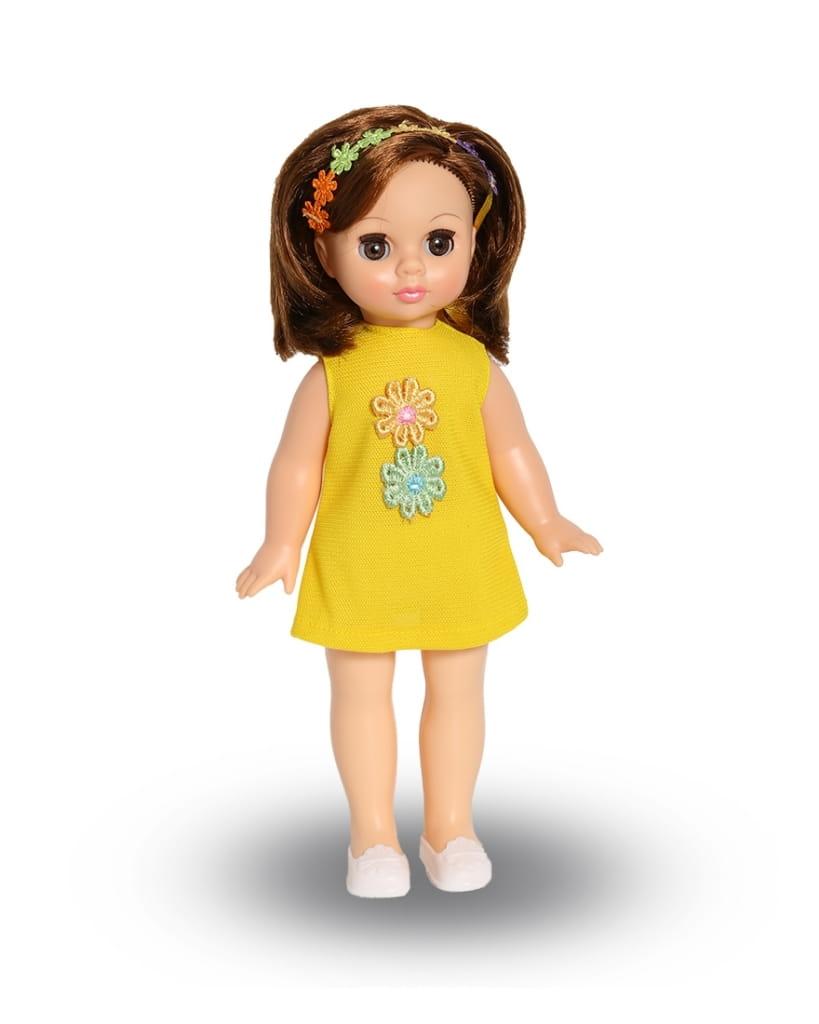 Кукла ВЕСНА Эля в желтом платье - 30,5 см