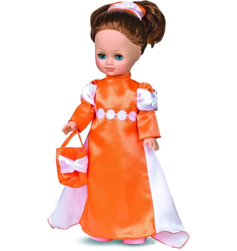 Кукла ВЕСНА Анжелика в вечернем платье - 38 см (со звуком)