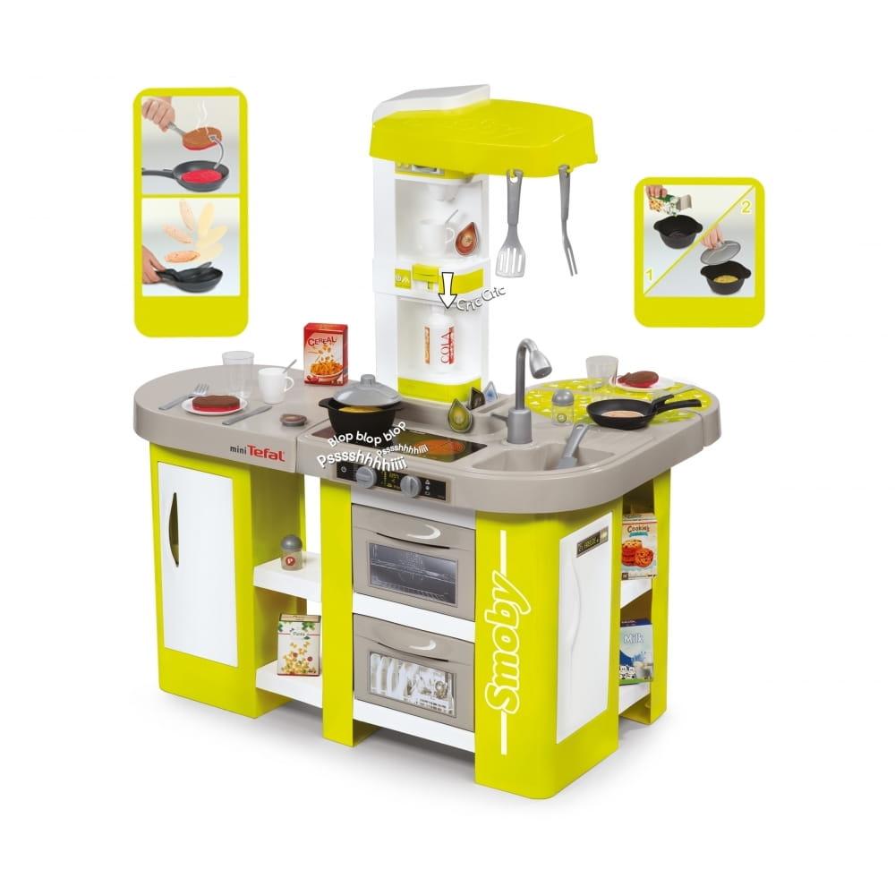 Детская кухня Tefal Studio XL с аксессуарами (Smoby)