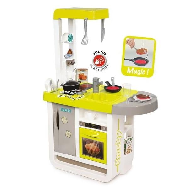 Детская кухня Smoby 310908 Cherry - желтая