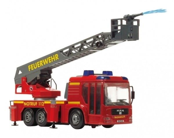 Купить Пожарная машина с водой Dickie 43 см в интернет магазине игрушек и детских товаров