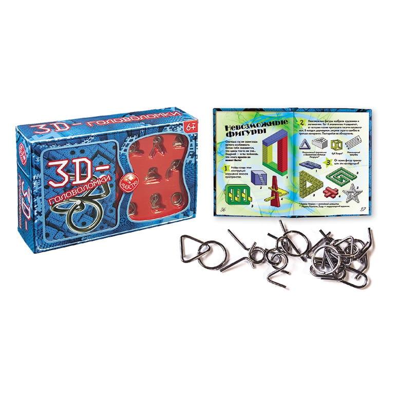 Игровой набор Новый формат Головоломки 3D