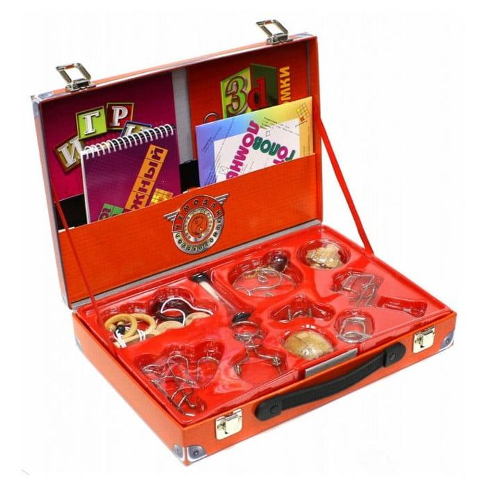 Игровой набор Новый формат Чемодан головоломок