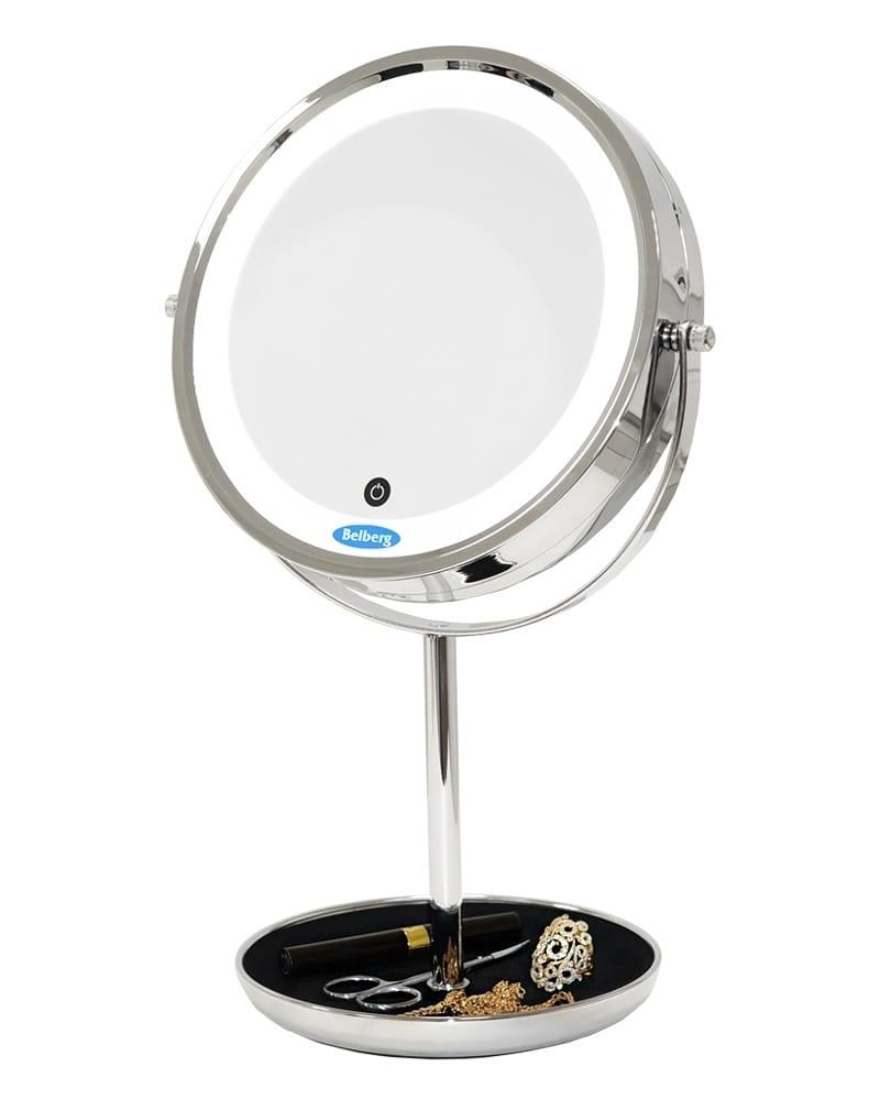Косметическое зеркало с подсветкой BELBERG BZ-05 - Для мам и пап