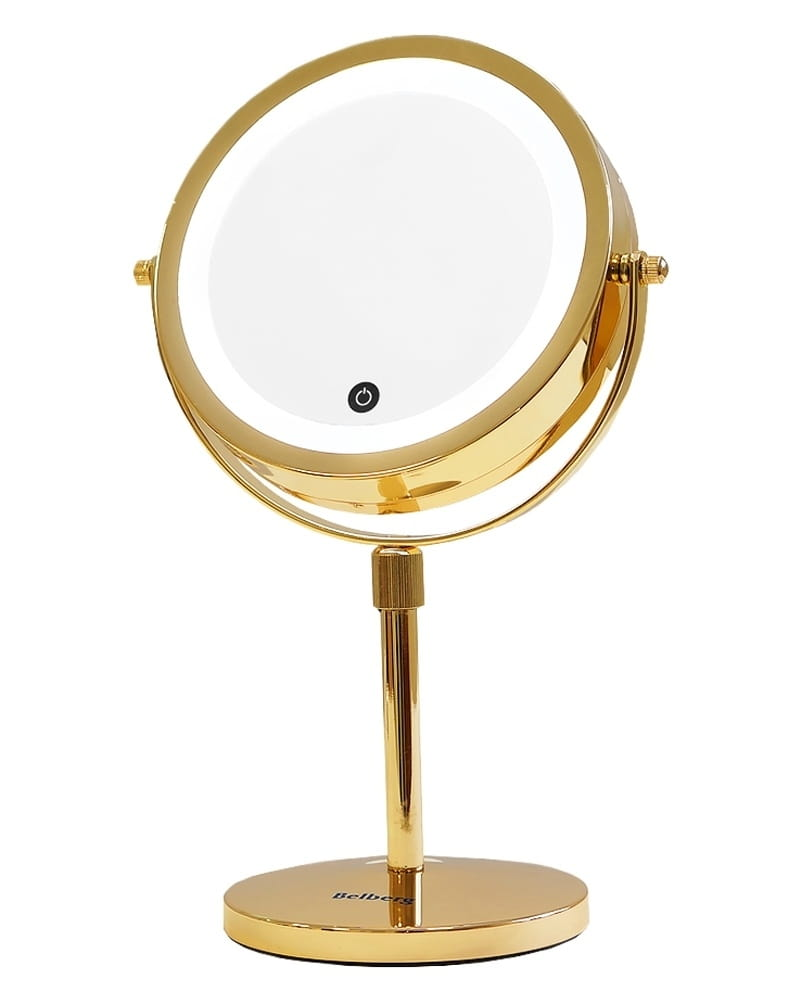 Косметическое зеркало с подсветкой BELBERG BZ-03 - Для мам и пап