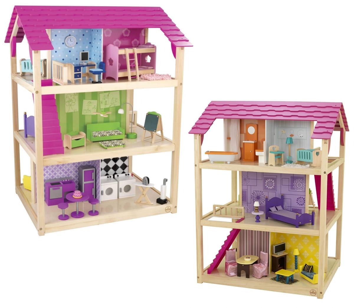 Кукольный домик KIDKRAFT Шик