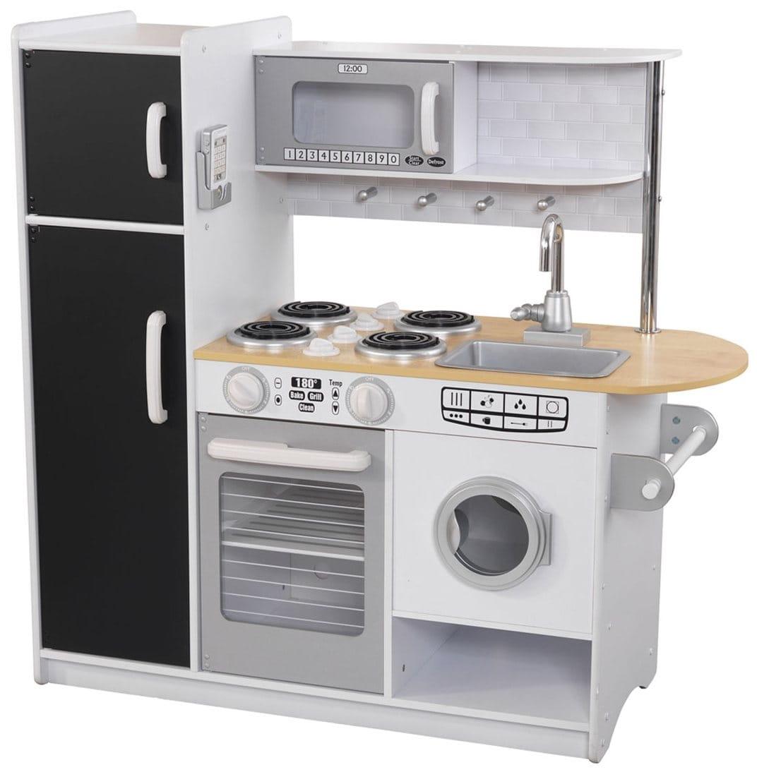 Детская кухня KIDKRAFT Перчинка (белая)