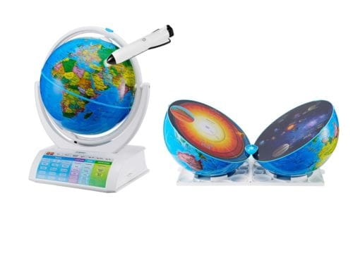 Интерактивный глобус Smart Globe Oregon Scientific Explorer AR
