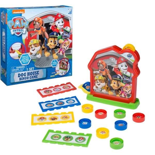 Настольная игра PAW PATROL Щенячий патруль Домик щенков-спасателей (Spin Master) - Развивающие игры