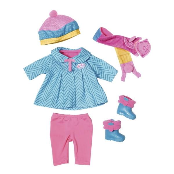Одежда BABY BORN для прохладной погоды - 43 см (Zapf Creation)