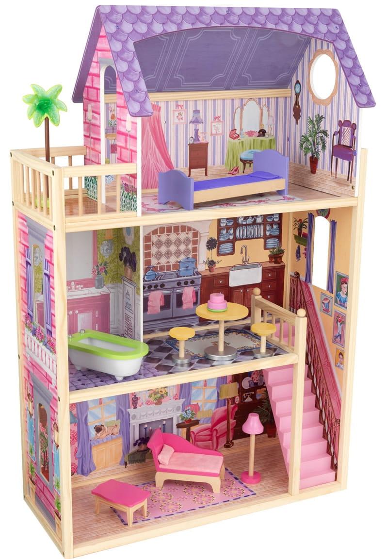Кукольный домик с мебелью KIDKRAFT Кайла Kayla