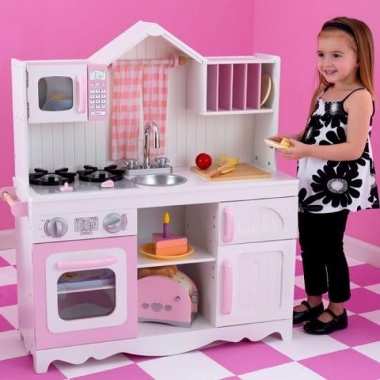 Купить Детская кухня Kidkraft Модерн в интернет магазине игрушек и детских товаров