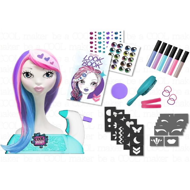 Игровой набор Style Cool Студия причесок и макияжа (COOL MAKER) - Игровые наборы для девочек