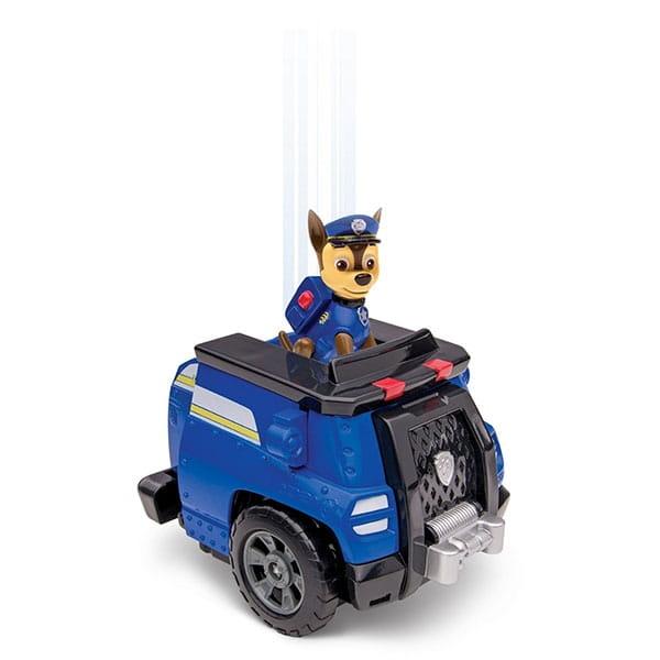 Игровой набор PAW PATROL Щенячий патруль Машина спасателей  Гонщик (со звуком и светом) - Щенячий патруль
